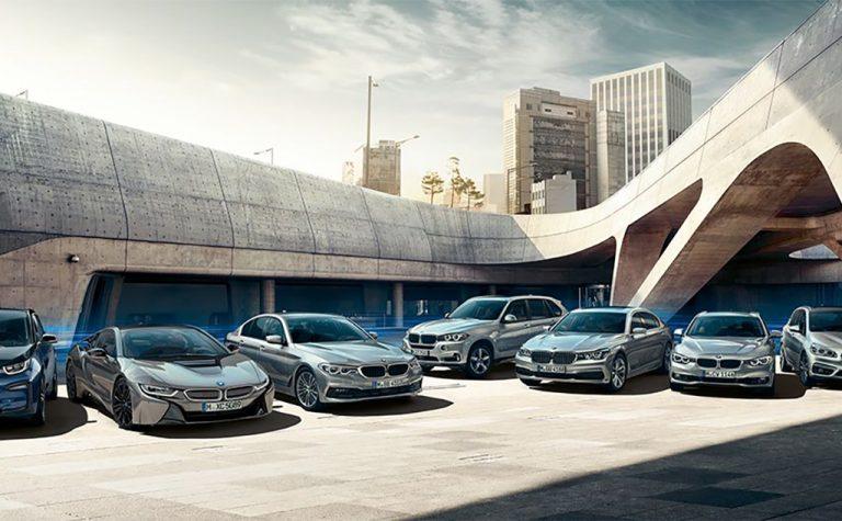 BMW elektromos autó és hibrid autó