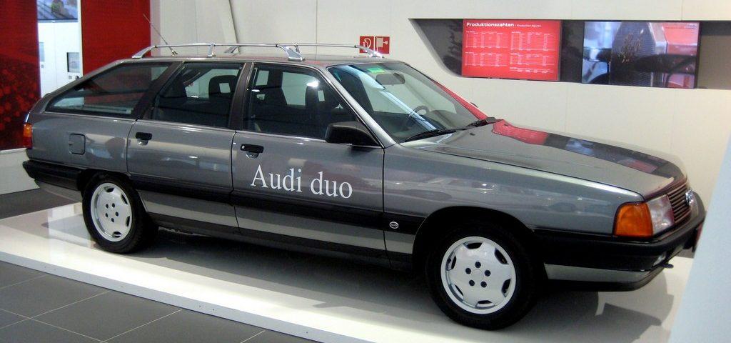 Audi Duo plug-in hibrid autó típusok  elektromosauto.hu