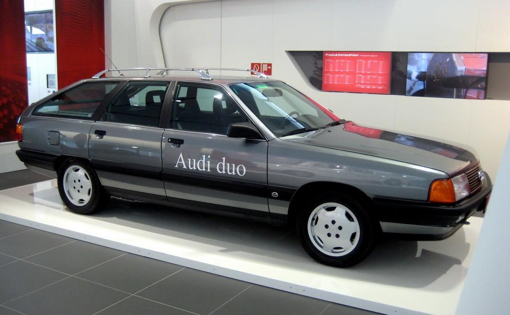 Audi Duo I