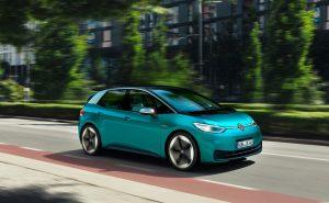 Volkswagen ID.3 elektromos autó