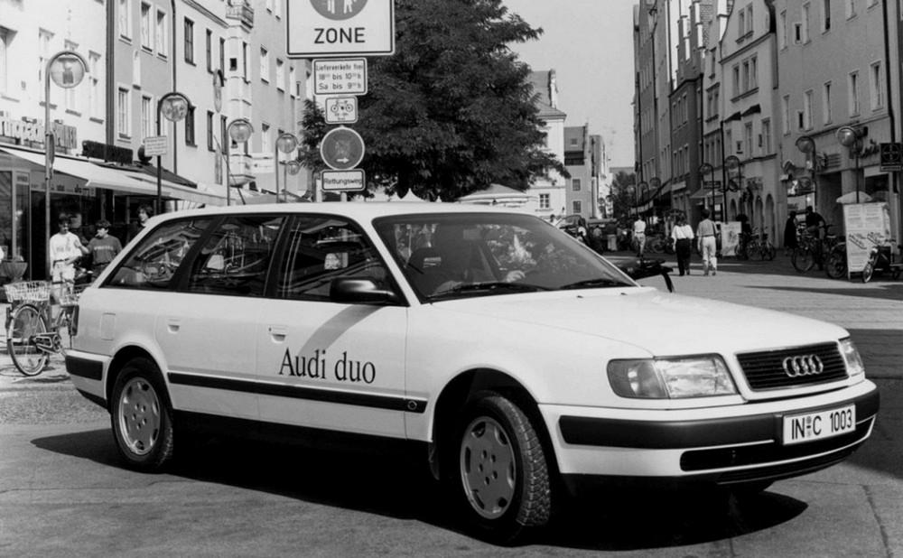 Audi Duo II