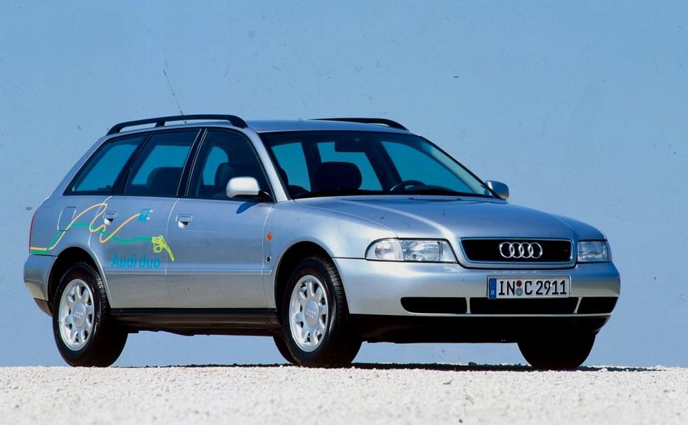 Audi Duo III