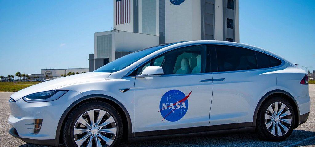 NASA Tesla Model X