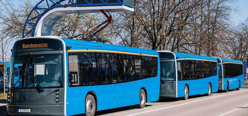 Dancer-elektromos-busz