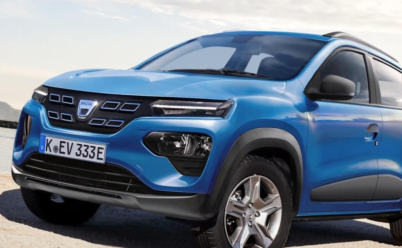 Dacia Spring EV